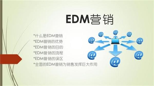 EDM营销是什么?EDM营销的步骤是什么?