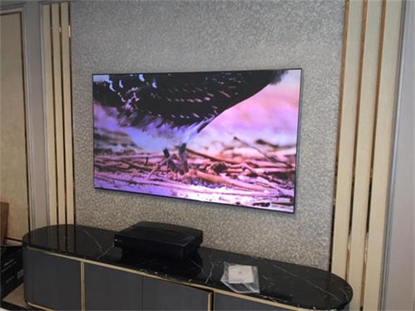 激光电视拆解及工作原理是什么?